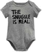 First Impressions The Snuggle Is Real Bodysuit, Baby Boys & Baby Girls (0-24 months), Created for Macy's