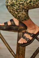 Dr. Martens Myles Brando Black Sandals