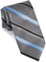 John W. Nordstrom 'Draper Stripe' Woven Silk Tie