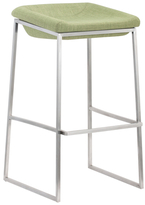 ZUO Lids Barstools (Set of 2)