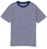 Ralph Lauren Big Boys 8-20 Striped Crewneck Tee