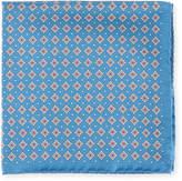 Eton Neat Silk Pocket Square