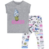 Kenzo KidsBaby Girls Food Fiesta Top & Leggings Set