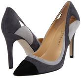Ivanka Trump Gana (Dark Grey Multi Suede) - Footwear