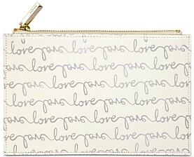 Kate Spade Love You Pencil Pouch Kit