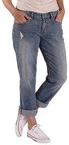 Jag Jeans Women's Alex Boyfriend-Medium Indigo
