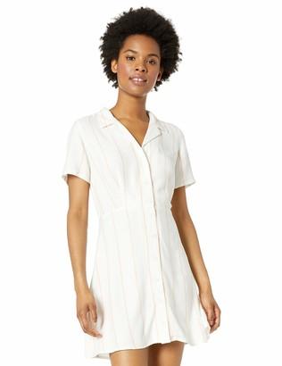 Obey Womens Amalfi Dress Casual Dress