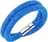 Swarovski Stardust Capri Blue Double Bracelet