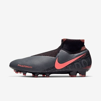 Nike Firm-Ground Soccer Cleat Phantom Vision Elite Dynamic Fit FG