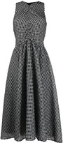 Thumbnail for your product : Proenza Schouler White Label Broderie Anglaise Midi Dress