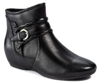 Bare Traps Pepper Wedge Bootie