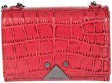 Emporio Armani Textured Shoulder Bag