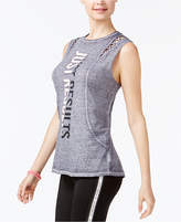 Energie Active Juniors' Marcy Ladder-Trim Tank Top
