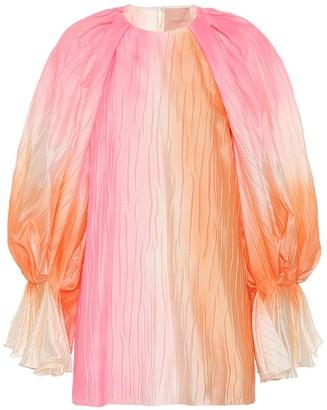 Roksanda Nyra jacquard blouse