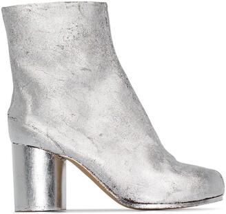 Maison Margiela Tabi 80mm Ankle Boots