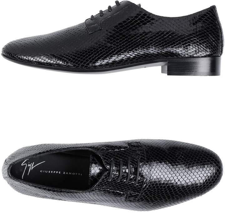 Giuseppe Zanotti Lace-up shoes
