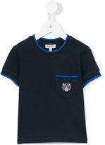 Kenzo Tiger patch T-shirt - kids - Cotton - 2 yrs