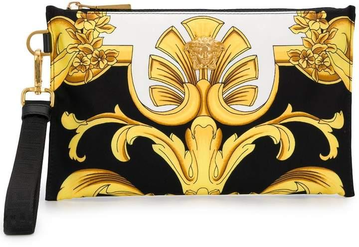 e3441ce6c3 Baroque print clutch