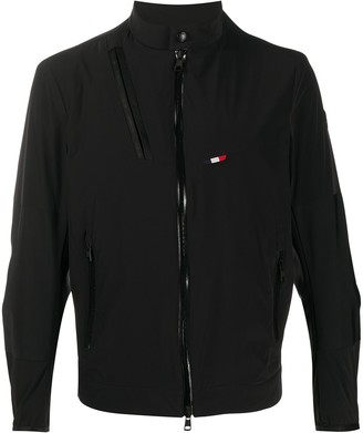 Moncler Zip-Up Lightweight Jacket