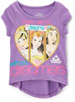Children's Apparel Network Purple Disney Princess 'Dreamer' Tee - Toddler & Girls