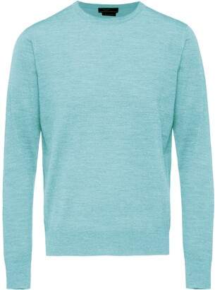 Prada Crew-Neck Jumper