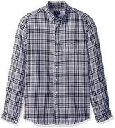 Gant Men's Winter Double Face Check Shirt