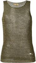 Fay knit vest