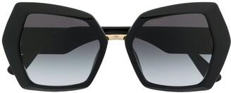 Dolce & Gabbana Eyewear DG monogram sunglasses
