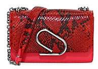3.1 Phillip Lim Women's Alix Python Print & Leather Convertible Clutch
