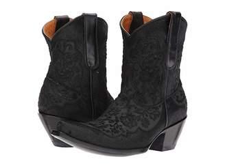 Old Gringo LS Migissi (Black Hair) Cowboy Boots