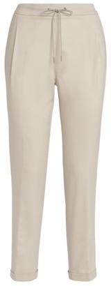 Fabiana Filippi Wool Drawstring Trousers