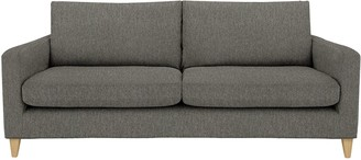 John Lewis & Partners Bailey Grand 4 Seater Sofa, Light Leg