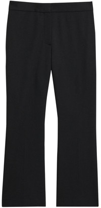 Theory Kick Cropped Pants