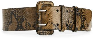 Arket Leather Belt
