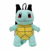 Pokemon Squirtle 14 Plush Backpack - Boys One Size