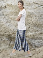 Long Striped Skirt - ShopStyle UK