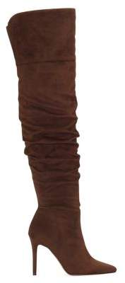 Jessica Simpson Ladee Over-the-Knee Stretch Boots