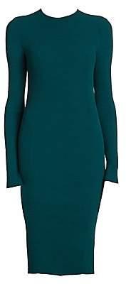 Bottega Veneta Women's Stretch Viscose Ribbed Dress
