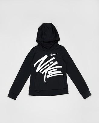 Nike Therma Pullover Hoodie - Teens