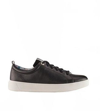 Cougar Shoes Bloom Leather Sneaker Black