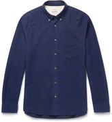 Acne Studios - Isherwood Button-down Collar Cotton-flannel Shirt
