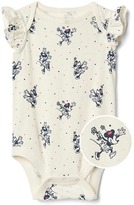Gap babyGap   Disney Baby Minnie Mouse flutter bodysuit