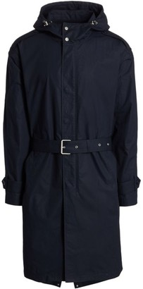 Helmut Lang Cotton Trench Parka
