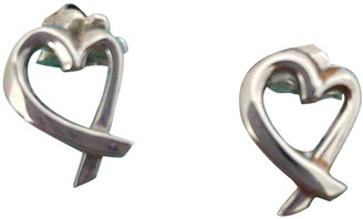 Tiffany & Co. Paloma Picasso Silver Silver Earrings