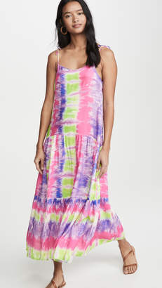 Playa Lucila Tie Dye Dress