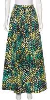 Alexis Printed Maxi Skirt