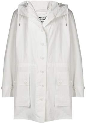 Jacquemus hooded parka
