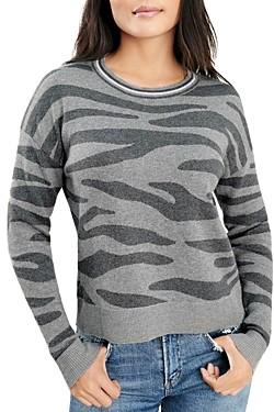 Splendid Zebra Ridge Sweater