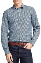 Thomas Pink Jackson Print Casual Shirt - Bloomingdale's Slim Fit