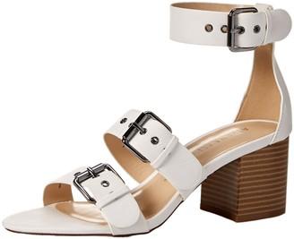 Athena Alexander Women's TEX Heeled Sandal White 11 M US